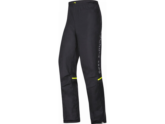 GORE RUNNING WEAR Fusion WS AS Pantalon Homme, black